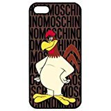 PC Protective Case for Telephone Box of Moschino Case Cover Case Skin For Apple iPhone 5/5S/SE BRAND LOGO DESIGN MOBILE PHONE CASE, Phone Case for Apple iPhone 5/5S/SE, Moschino Moschino Moschino Case Thermoplastic Polyurethane (Tpu) Case