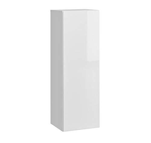 Muebles bonitos mobile pensile modello martina p v35x105 (35x105cm) bianco