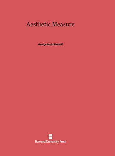 Aesthetic Measure