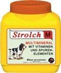 STROLCH - Multi-Mineral - 1 kg - mit allenlebensnotwendigen Mineralien, Vitaminen und Spurenelementen angereicherte Mineralstoffmischung für den gesunden Hund