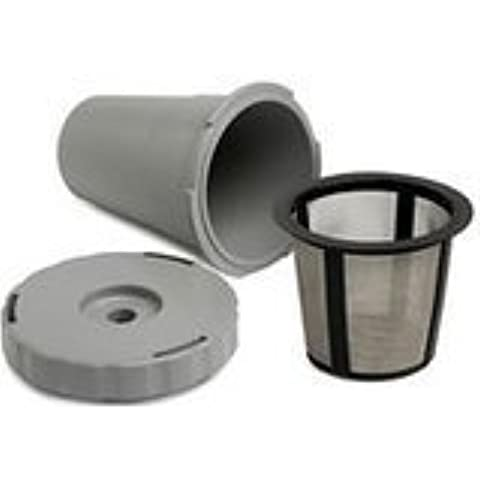 K-Cup Filters StrongHome Reusable K-Cup Filters for Coffee Brewers by StrongHome for Keurig 2.0 (1) by StrongHome