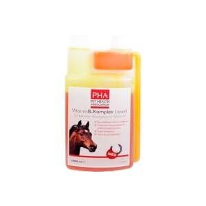 PHA Vitamin B Komplex Liquid f.Pferde 1000 ml Lösung