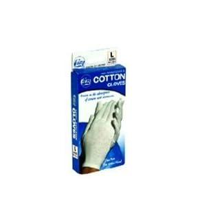 Cara Cotton Gloves - Large