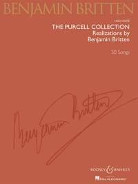 PARTITION CLASSIQUE BOOSEY & HAWKES PURCELL HENRY   THE PURCELL COLLECTION   HIGH VOICE AND PIANO SOPRANO  INSTRUMENT