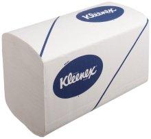 KLEENEX® Handtücher Ultra, Medium/6760 21,5 x 31,5 cm weiß Inh.3.480 Tücher