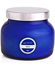 Capri Blue Rain Petite Blau Signature Jar, 08oz -