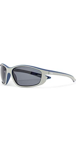 Gill Corona Wassersport Strand Bootfahren Yachting oder Surf Sonnenbrille Silber Rauch - UV-Sonnenschutz und SPF-Eigenschaften