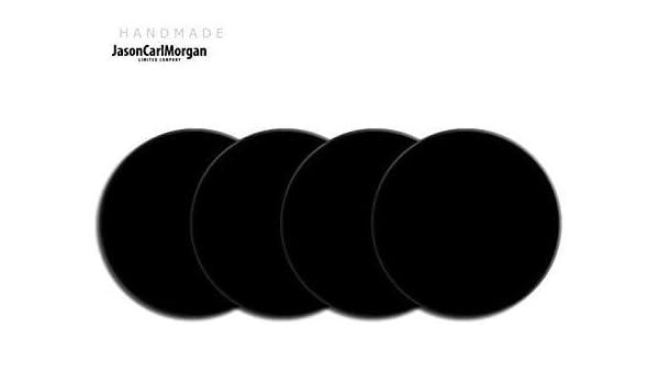 White CLR 57mm JasonCarlMorgan JCM Alloy Wheel Centre Cap Badges fits SKODA HONDA MG