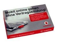 Vodafone Websessions Broadband - PCMCIA UMTS Card +voraktivierte SIM