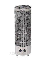 HARVIA CILINDRO PC CHROME - 9,0 kW, Steuereinheit: Eingebaut