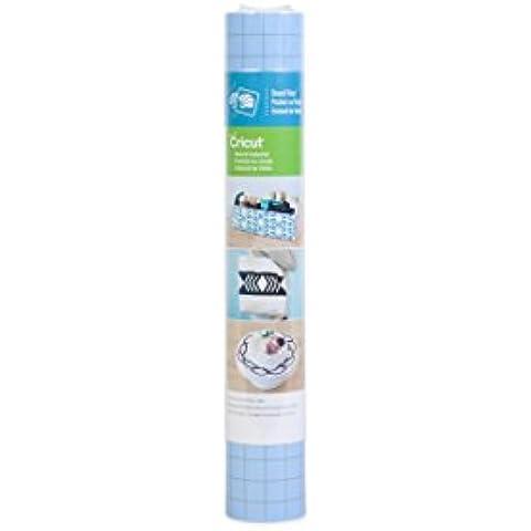 Provo Craft Novelty Inc.-Materiale Stencil, in plastica, colore: trasparente, 30 x 48 cm