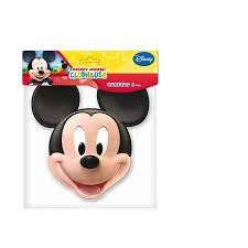 Mickey Mouse Verbetena 014000389 Lot de 12 Packs de 6 Masques