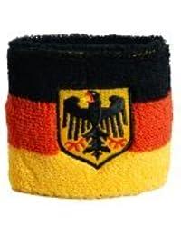 Digni® Poignet éponge avec drapeau Allemagne Dienstflagge