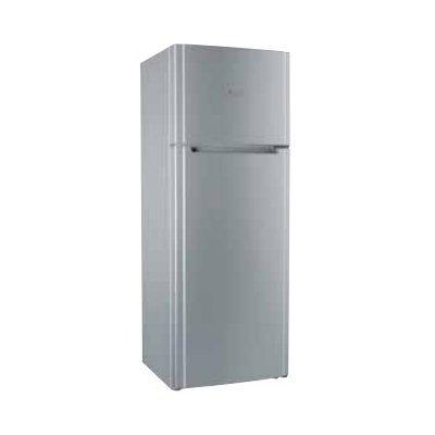 Hotpoint ETM 17201 V Libera installazione 305L A+ Alluminio frigorifero con congelatore