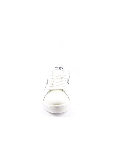 Diadora Herren Game L Low Sneaker C6312 BIANCO-BLU MAR CASPIO
