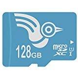 Best Cartes mémoire haute vitesse - ADROITLARK Carte Micro SD 128 Go Carte mémoire Review