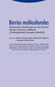 Barrios multiculturales: Relaciones interétinicas en los barrios de San Francisco (Bilbao) y Embajadores/Lavapiés (Madrid) (Estructuras y Procesos. Ciencias Sociales)