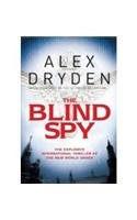 Book cover for The Blind Spy