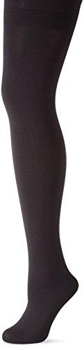 Nur Die Damen Ultra-Blickdicht Strumpfhose, 80 Den, Schwarz (Schwarz 94), 48 (Herstellergröße: 44-48=L)