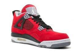 Jordan Air Jordan Big Kids 4 Retro (Gs) Style: 408452-603 Size: 3.5 (Jordan Retro 4 Große Kinder)