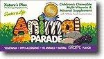 Natures Plus Animal Parade Grape 90 (UK)