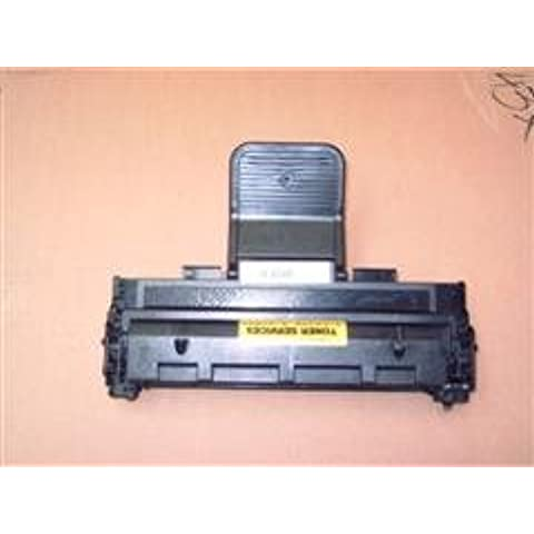 Toner Services - Tóner (ML2010D3) para impresoras Samsung ML 2570, ML 2010, ML 2010R, ML 2015, ML 2510, ML 2570 y ML