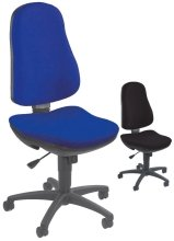 Preisvergleich Produktbild Topstar 8550G26 Support SY Drehstuhl, 14 kg, blau