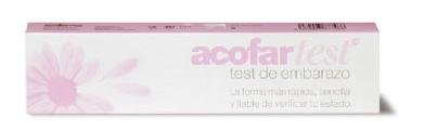 ACOFAR Test Schwangerschaft Test De Embarazo