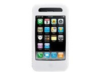 griffin-flexgrip-per-apple-iphone-3-gen-colore-trasparente-bianco