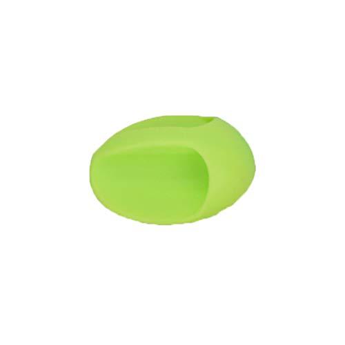 MA87 Gesicht & Körper Sanftes Peeling Peeling-Massage-Noppen verbessern die Cellulite (B) - Liner Vorhang Dusche Klar