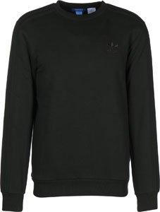adidas Herren Trf Series Crew Sweatshirt Schwarz - (NEGRO)