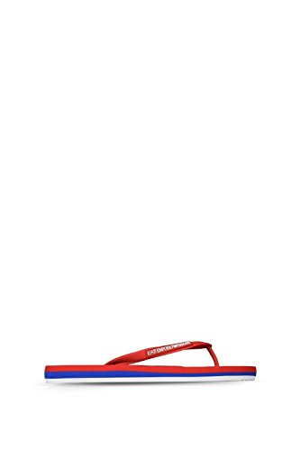 EA7 - chaussures Rouge