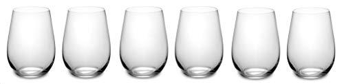 Riedel O Long Drink Gläser, Set von 2 Riesling/Zinfandel Set of 6 farblos