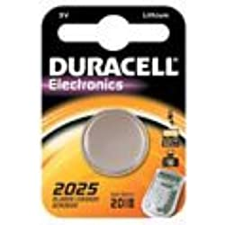 Duracell Lithium Battery 2025