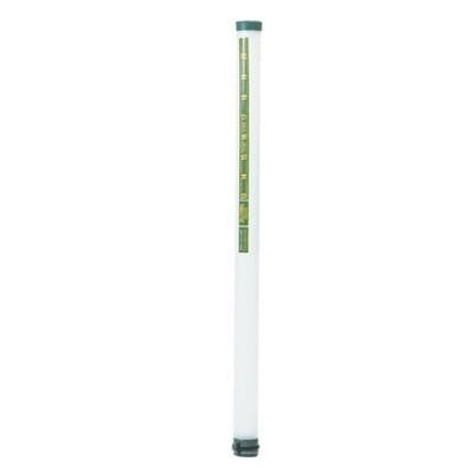 The golfer' S Club Clikka Tube Collects Balls