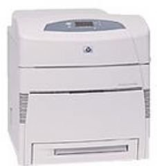 HP Color LaserJet 5550DN Farblaserdrucker A3