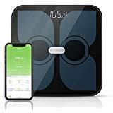 Body Fat Scale Analyzer, Fat Scale Digital Bathroom Weighing - Wireless Smart Body