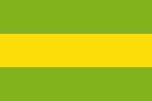Preisvergleich Produktbild Unbekannt Flagge Puerto Leguízamo Putumayo | Municipio de Puerto Leguízamo Putumayo | Querformat Fahne | 0.06m² | 20x30cm für Diplomat-Flags Autofahnen
