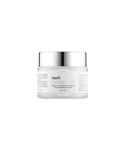 [Klairs] Freshly Juiced Vitamin E Mask 90 ml Brightening Moisturiser Brightening Effect with Viatmin C, Niacinamide, Adenosine -