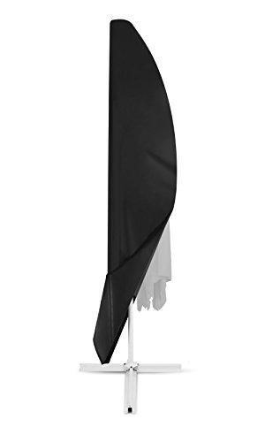 Dokon Schutzhülle für Ampelschirm Wasserdichtes Atmungsaktives Oxford-Gewebe Sonnenschirmhülle -...