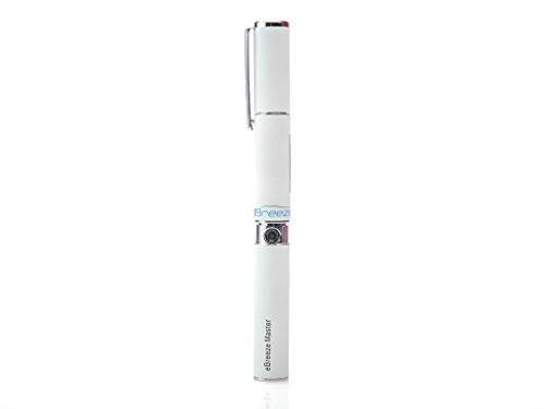 Sigaretta elettronica phantom ebreeze + caricatore usb + boccetta con ago, il prodotto non contiene nicotina. (white)