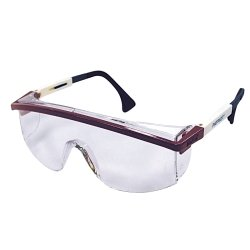 Safety Glasses, Adjustable Temples, Patriot