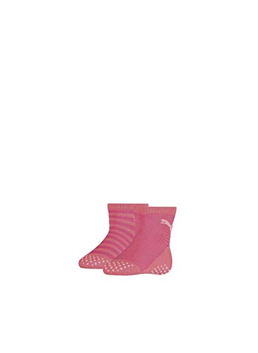 Puma Kinder Baby Sock ABS 2P, Violet Purple Combo, 19-22