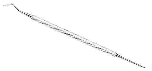 Schwertkrone Eckenheber gerade   gebogen   Spezialmodell   Excavator Doppelsonde mit angeschliffenen Enden sterilisierbar