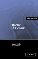 Homer: The Odyssey (Landmarks of World Literature (New)) by Griffin, Jasper Published by Cambridge University Press (2003)
