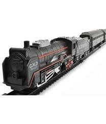 Premsons Battery Operated Train Set, Multi Color