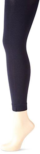 Nur Die Damen Leggings 80 Strumpfhose, 80 DEN, Blau (dunkelblau 34), 44 (Herstellergröße: 40-44=M)