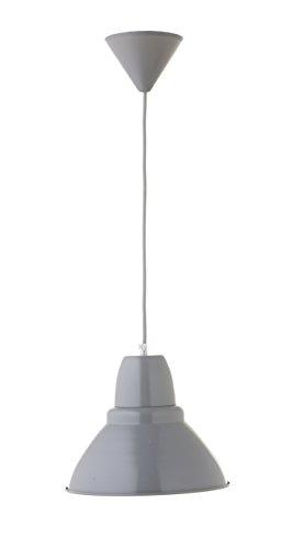 Els Banys City 25 - Lámpara colgante de techo, color gris (disponible en varios colores)