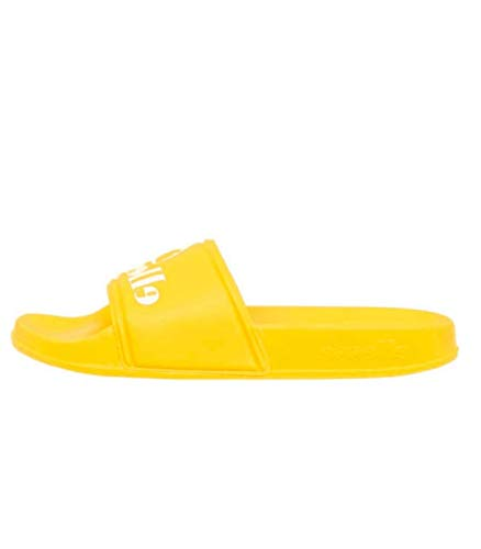 Ellesse Filippo, Sandalias Deportivas para Mujer, Amarillo Cyber Yellow 000, 37 EU