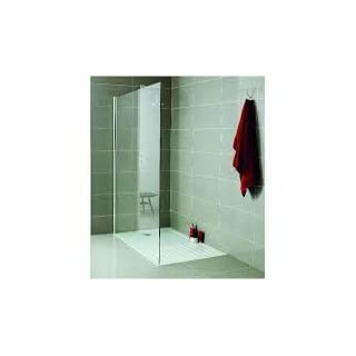 Bespoke Walk-in Enclosure Package 1300 Wet Panel & 1300 x 800mm Drying Area Shower Tray